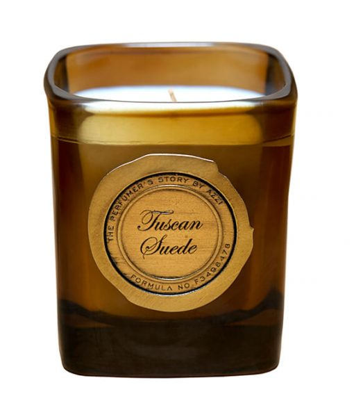 Tuscan Suede Candle